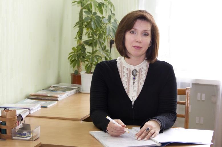 Беспалова Т. М.1 Беспалова Тетяна Миколаївна