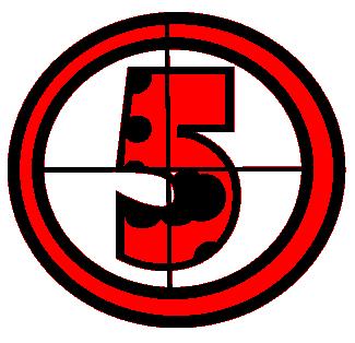 Лого 5 1 Шкільна газета Пятірка