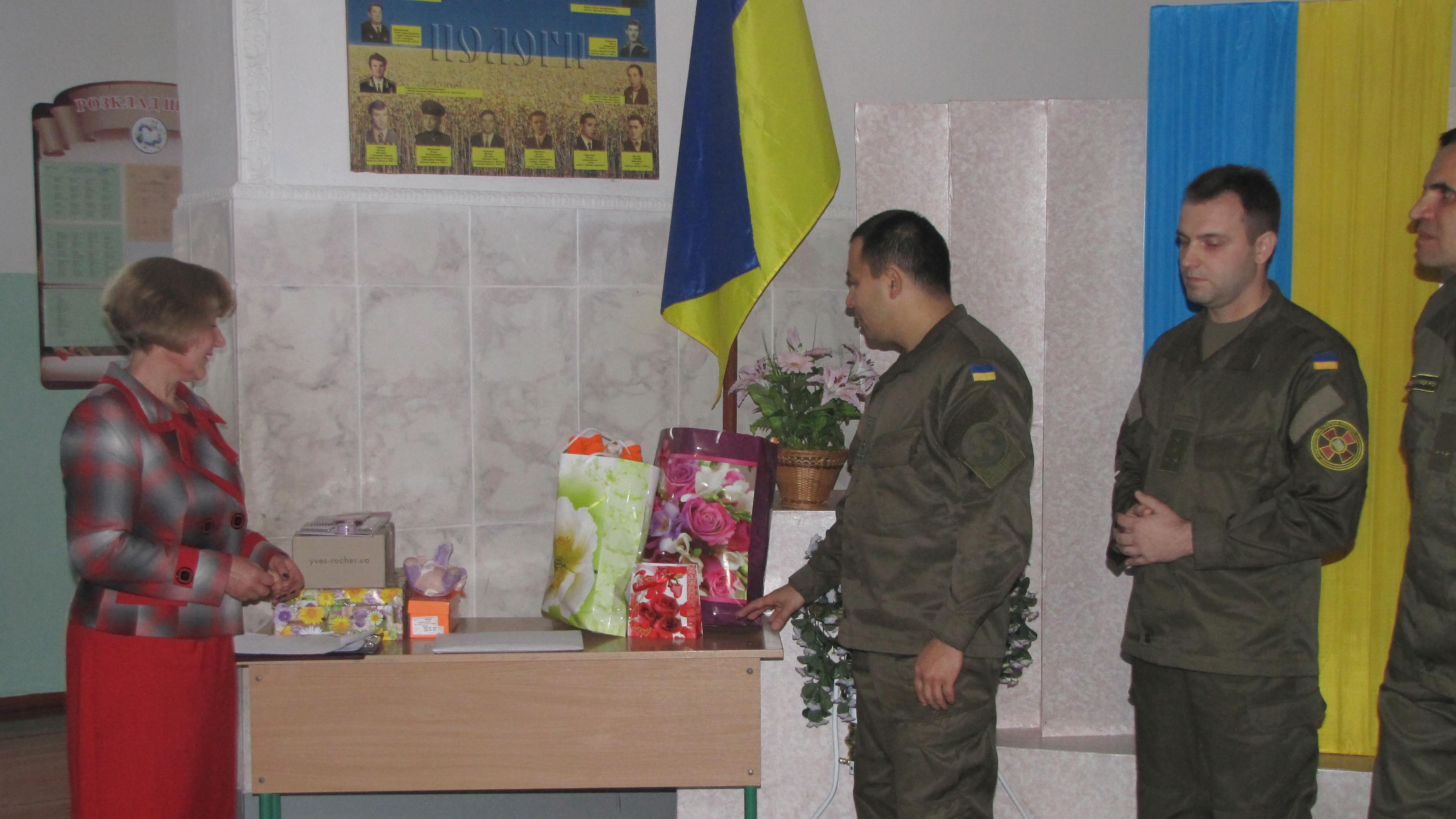 у відповідь Акція Школярі Київщини   школярам Донбасу