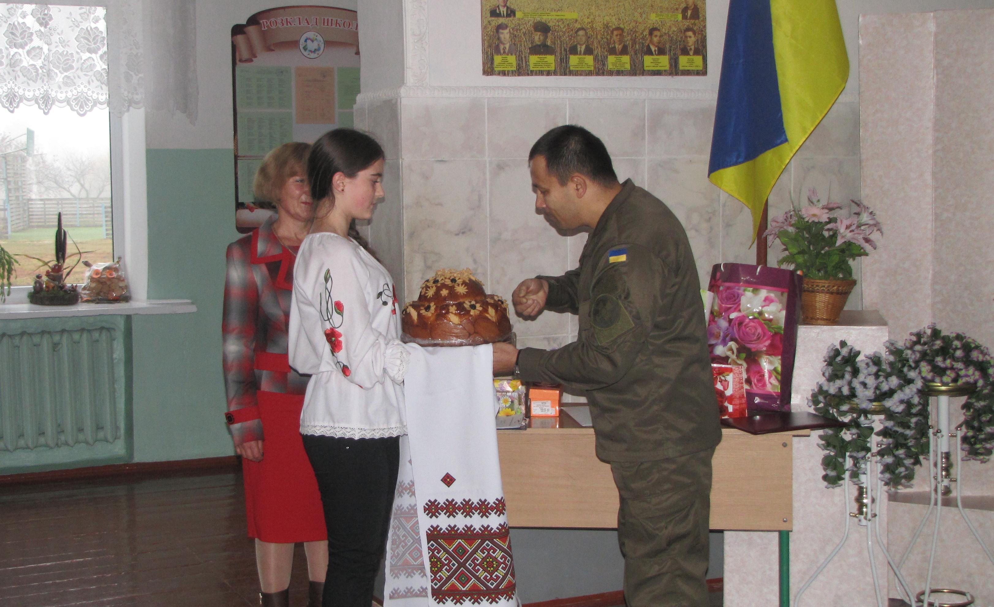 IMG 6244 Акція Школярі Київщини   школярам Донбасу