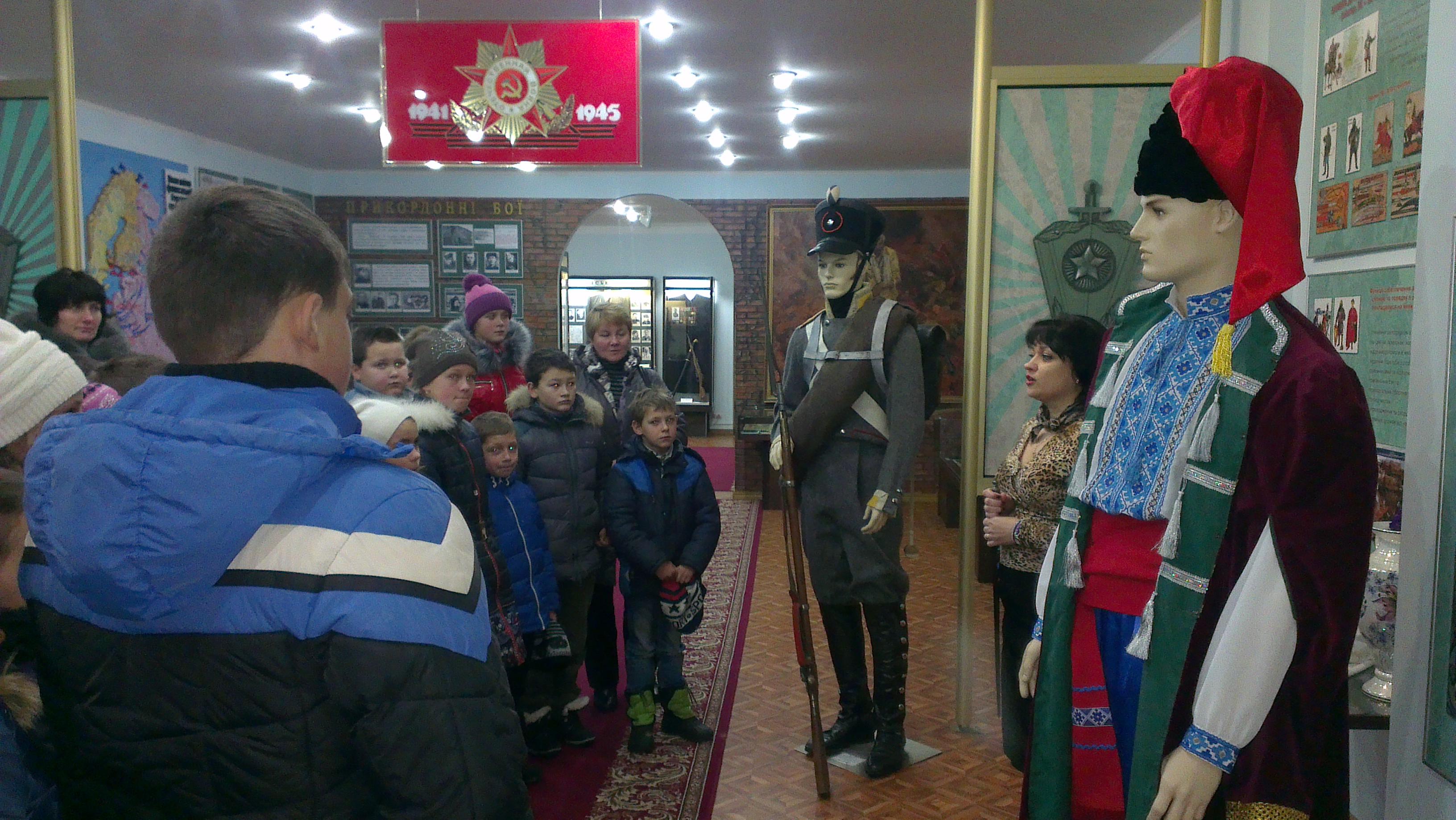 IMAG1375 Відвідування музею Національної гвардії України