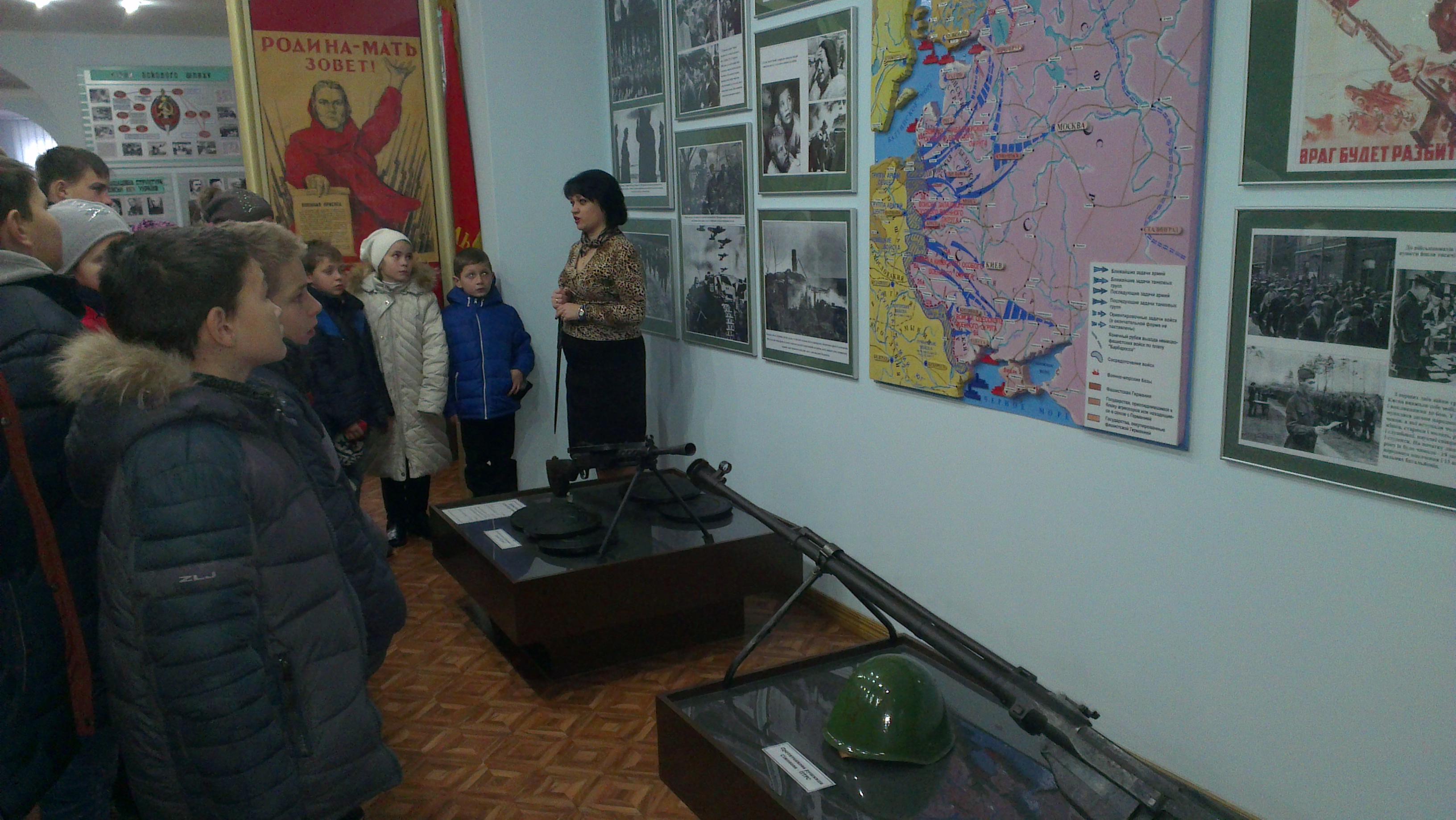 IMAG1376 Відвідування музею Національної гвардії України