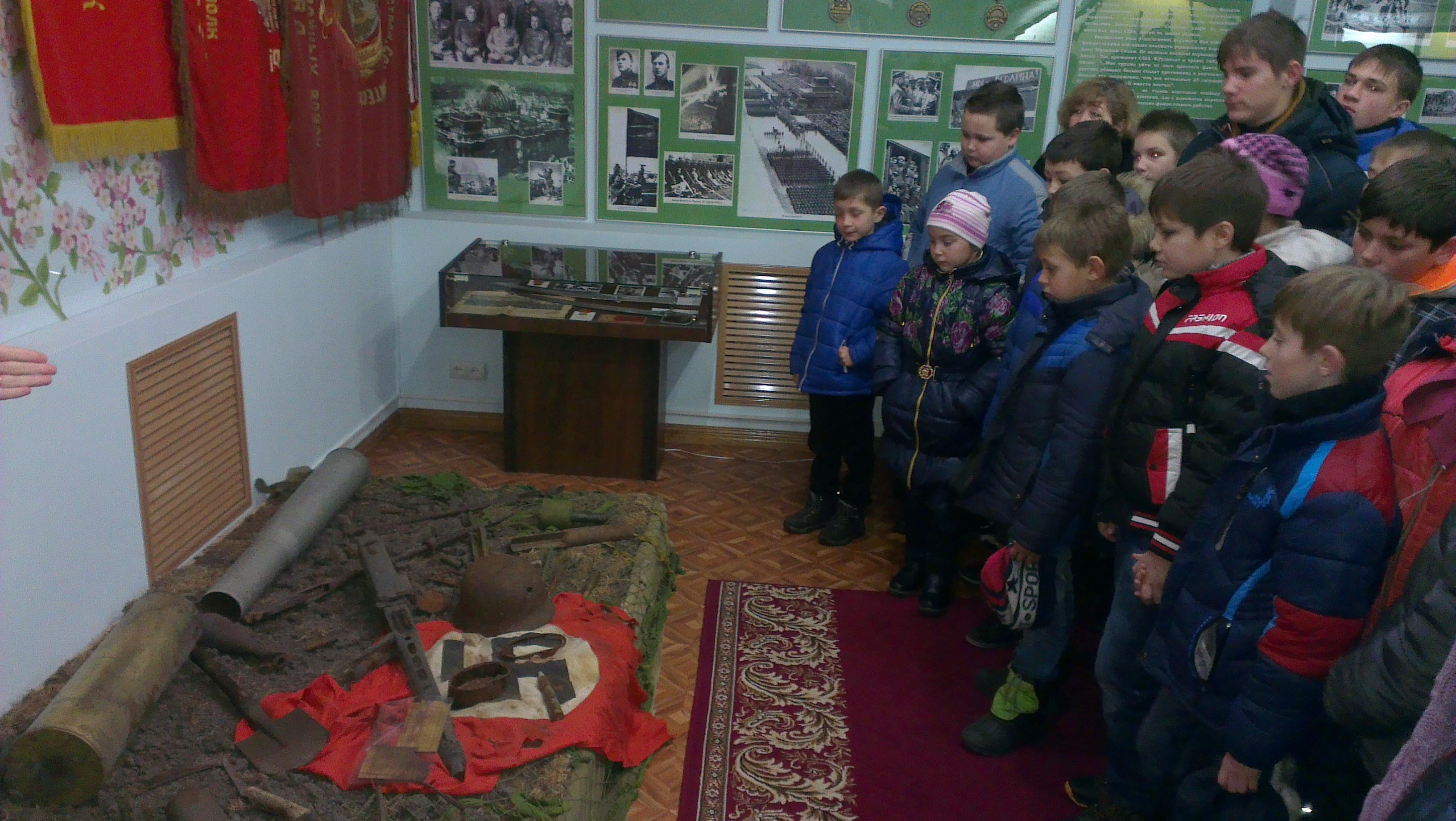IMAG1377 Відвідування музею Національної гвардії України