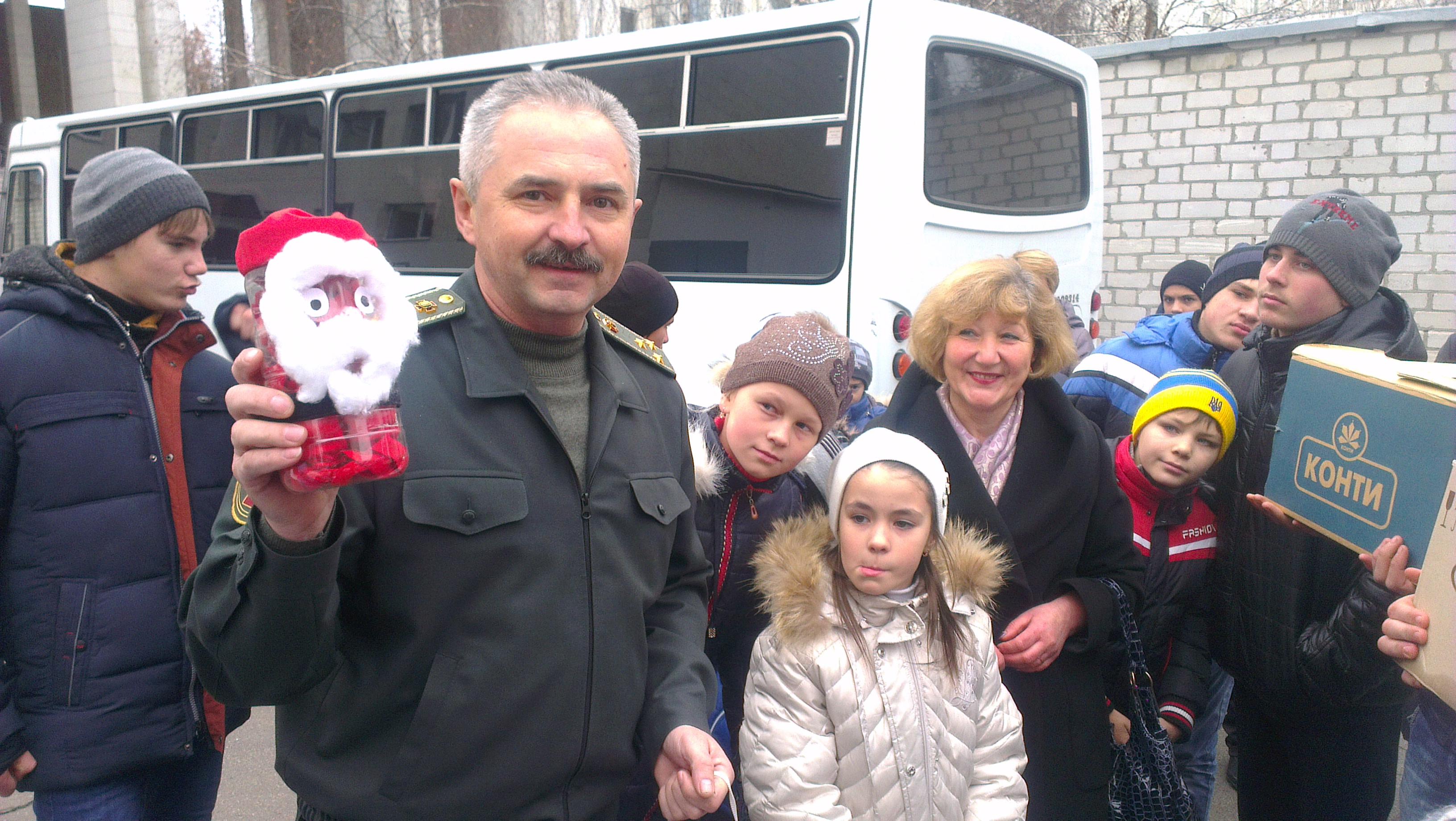 IMAG1387 Відвідування музею Національної гвардії України