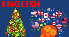 НР квест Новорічний квест з англійської мови