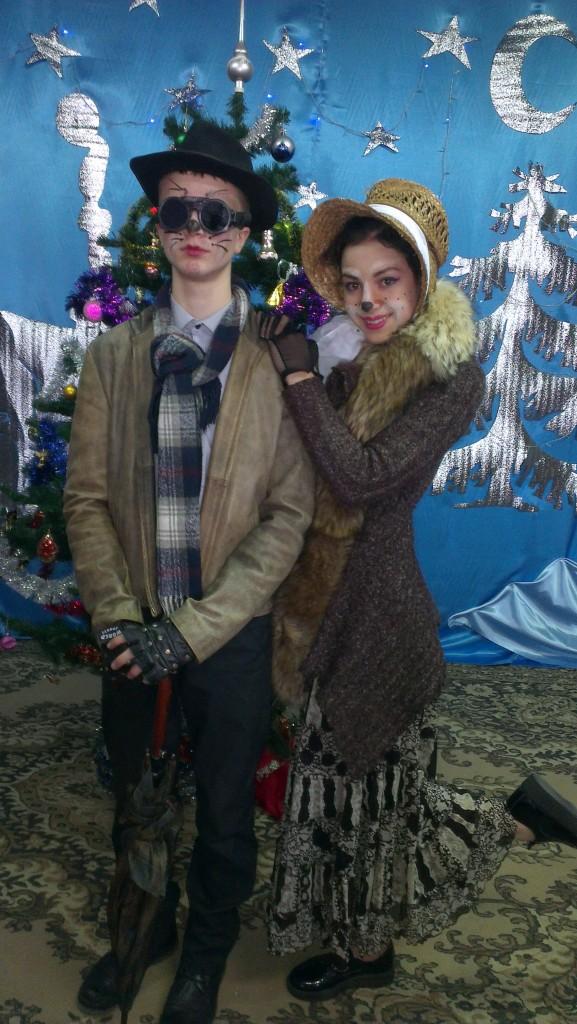 IMAG1879 577x1024 Новорічне свято найменших вихованців НВК