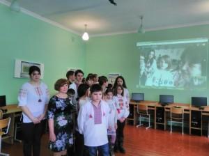 Ілля e1488567980974 300x224 Онлайн конференція зі школою побратимом з Волновахи