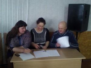 комісії e1488481113881 300x225 Конкурс читців творів Тараса Шевченка