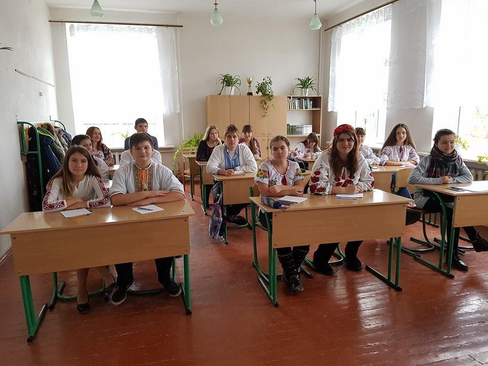 момент радіодиктанту e1510283588901 ХVІІ Всеукраїнський радіодиктант національної єдності
