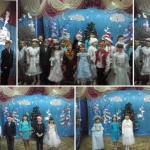 Новорічні свята в початковій школі