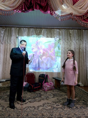 Милий дует Настя Куроченко Олександр Федорович Свято весни