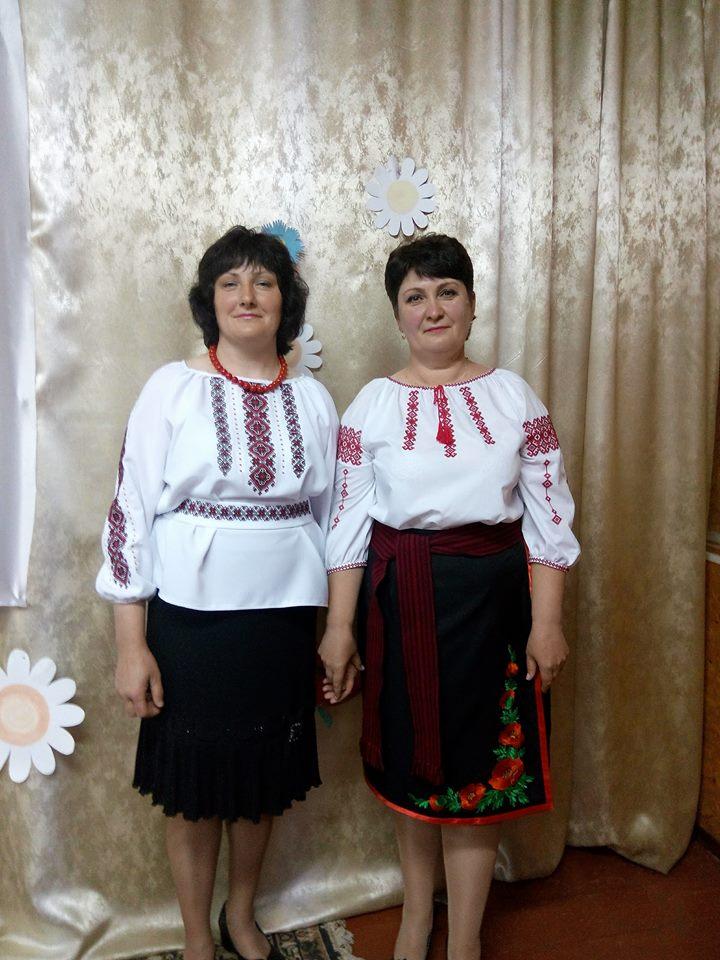 Куроченко Л.В. та Богачук Н.П Мамине свято 11.05.2018