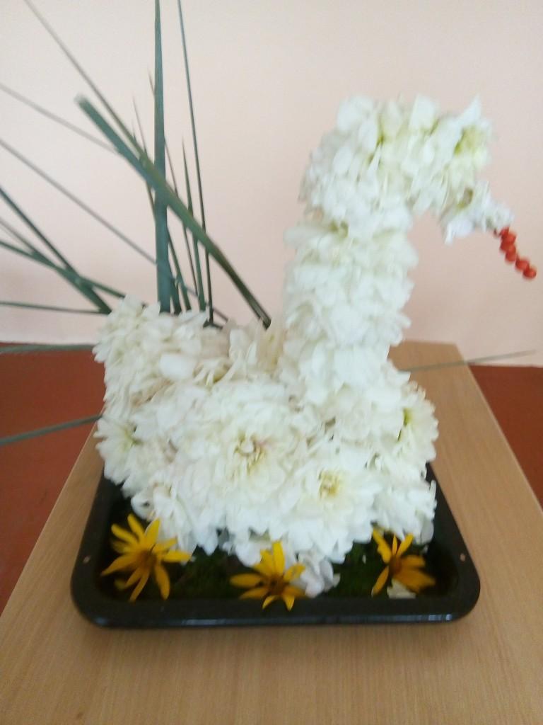 лебідь 6 клас e1538194793844 768x1024 У світі квіткових тварин
